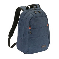 "Targus 15"" Groove X Compact Backpack for MacBook (สีน้ำเงิน) - TSB82701"