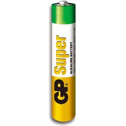 ... GP Batteries Super Alkaline AAAA Battery (2 Pcs) - GP25A-2U2