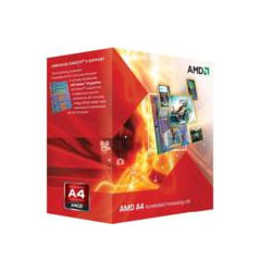 AMD Dual-Core A4-Series APU A4-6300 3.7GHz Processor with Radeon HD 8370D (AD6300OKHLBOX)