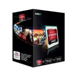 AMD Quad-Core A8-Series APU A8-6600K 3.9GHz Black Edition Processor with Radeon HD 8570D (AD660KWOHLBOX)