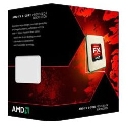 AMD FX 8-Core FX-8320 3.5GHz Processor (FD8320FRHKBOX)