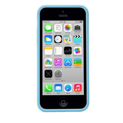 Targus Slim View Case for iPhone 5C (Blue) - TFD12201AP