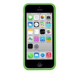 Targus Slim View Case for iPhone 5C (Green) - TFD12203AP