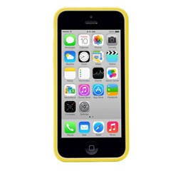 Targus Slim View Case for iPhone 5C (Yellow) - TFD12204AP