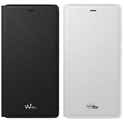 Wiko Folio Jetlines Case for Wiko FEVER Smartphone
