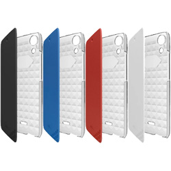 Wiko Folio Diamonds Case for Wiko RAINBOW JAM Smartphone