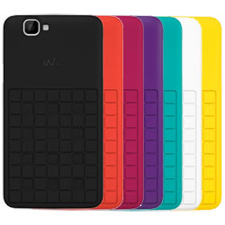 Wiko Clip Checkerboard Ultra Slim Case for Wiko RAINBOW Smartphone