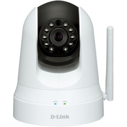 D-Link DCS-5020L mydlink cloud WiFi N-150 PTZ Infrared IP Camera