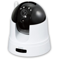 D-Link DCS-5222L HD Wireless N Pan & Tilt Network Camera
