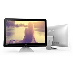 ASUS ZN220IC-GTRA018 Touch All-in-One PC (Intel Core i5-6200U 2.3GHz, 2GB RAM, 1TB HDD, Windows 10) - Gray