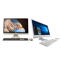 ASUS V221IC All-in-One Desktop PC (Intel Core i3-7100U Processor 2.4GHz, 4GB RAM, 1TB HDD, ENDLESS)