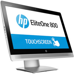 HP EliteOne 800 G2 All-in-One PC (Intel Core i7-6700 Processor 3.4GHz, 8GB RAM, 1TB HDD, Windows 10) - Y9D63PA