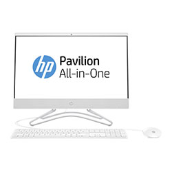 HP 22-c0001d All-in-One PC (AMD Dual-Core A9-9425 Processor 3.1GHz, 4GB RAM, 1TB HDD, Windows 10 Home) - 3JU89AA
