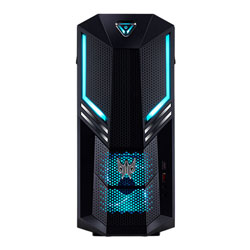 Acer Predator Orion PO3-600-8716G1TMGi/T001 Desktop PC (Intel Core i7-8700 Processor 3.20GHz, 16GB RAM, 1TB HDD, Windows 10 Home) - DGE11ST001