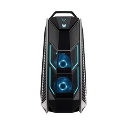 Acer Predator Orion PO9-600-8732G1T512MGi/T014 Desktop PC (Intel Core i7-8700k 3.70GHz, 32GB RAM, 1TB HDD + 512GB SSD, Windows 10 Home) - DGE0KST014