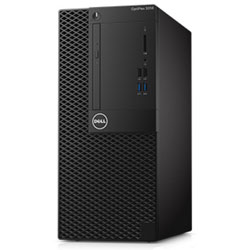 Dell OptiPlex 3050 Mini Tower Desktop PC (Intel Core i5-7500 Processor 3.4GHz, 4GB RAM, 1TB HDD, Windows 10) - SNS35MT002