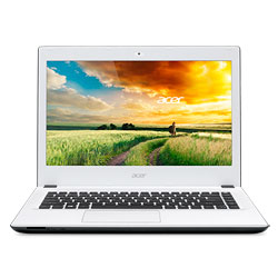 Acer Aspire E5-473G-52B0_Moonstone White Laptop Notebook (Intel Core i5-5200U processor 2.2GHz, 4GB RAM, 1TB HDD, Linpus Linux)