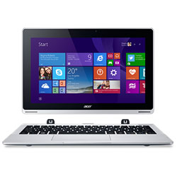 Acer Aspire Switch 11 SW5-171-88TF WiFi Laptop Notebook Tablet (Intel Core i5-4202Y 1.6GHz, 4GB RAM, 500GB HDD + 128GB SSD, Windows 8.1)