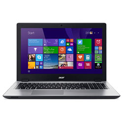 Acer Aspire V3-574G-731T_Black Iron Laptop Notebook (Intel Core i7-5500U processor 2.4GHz, 4GB RAM, 1TB HDD, Windows 8.1)
