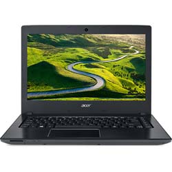 Acer Aspire E5-475G-57K2 Laptop Notebook (Intel Core i5-6200U Processor 2.3 GHz, 4GB RAM, 1TB HDD, Linpus Linux) (Steel Grey) - NXGCPST002