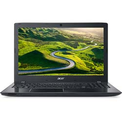 Acer Aspire E5-553G-T03K Laptop Notebook (AMD A10-9600P Processor 2.4 GHz, 8GB RAM, 1TB HDD, Linpus Linux) (Obsidian Black) - NXGEQST002