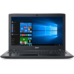 Acer Aspire E5-575G-73WK Laptop Notebook (Intel Core i7-6500U 2.5GHz, 4GB RAM, 1TB HDD, Linpus Linux) (Obsidian Black) - NXGDWST003