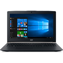 Acer Aspire VN7-592G-50YD Laptop Notebook (Intel Core i5-6300HQ Processor 2.3GHz, 4GB RAM, 1TB HDD, Linux) (Black) - NHG7RST004
