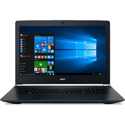 Acer Aspire VN7-792G-78LM Laptop Notebook (Intel Core i7-6700HQ 2.6GHz, 16GB RAM, 1TB HDD, Linpus Linux) (Black) - NHG6TST001