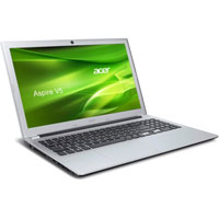 Acer Aspire V5-571P-33214G1TMass_Misty Silver (Intel® Core i3-3217U Processor 1.8GHz, 4GB RAM, 1TB HDD, Windows 8 Home Premium)