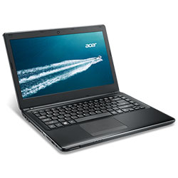 Acer TravelMate TMP245-MG-34014G1TMakk Laptop Notebook (Intel® Core Ci3-4010U processor 1.7 GHz, 4GB RAM, 1TB HDD, Linux) - Black