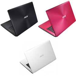 ASUS X453SA Laptop Notebook (Intel Quad-Core Pentium N3700 Processor 1.6GHz, 4GB RAM, 500GB HDD, Dos)