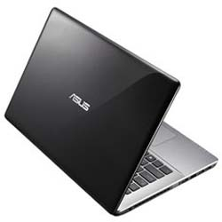 ASUS K455LA Laptop Notebook (Intel Core i3-5005U Processor 2.0GHz, 4GB RAM, 500GB HDD, Dos)