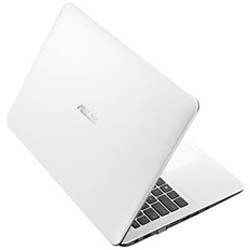ASUS K455LA-WX562D Laptop Notebook (Intel Core i3-5005U Processor 2.0GHz, 4GB RAM, 500GB HDD, Dos) - Glossy White