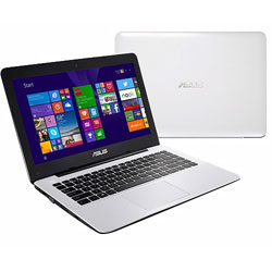 ASUS K456UR-WX043D Laptop Notebook (Intel Core i5-6200U Processor 2.3GHz, 4GB RAM, 512GB SSD, Dos) - Glossy White