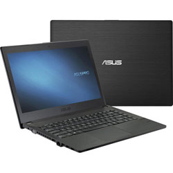 ASUS P2420LJ-WO0163D Laptop Notebook (Intel Core i3-5010U Processor 2.1GHz, 4GB RAM, 1TB HDD, Dos) - Black
