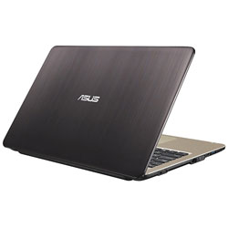 ASUS A540UP-GO064D Laptop Notebook (Intel Core i7-7500U Processor 2.7GHz, 4GB RAM, 1TB HDD, Dos) (Chocolate Black)