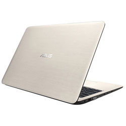 ASUS K441UA-WX191D Laptop Notebook (Intel Core i3-6006U Processor 2.0GHz, 4GB RAM, 500GB HDD, Dos) (Silver)
