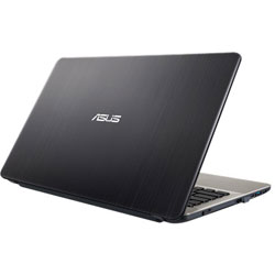 ASUS X441NC-GA008 Laptop Notebook (Intel Quad-Core Pentium N4200 Processor 1.1GHz, 4GB RAM, 500GB HDD, ENDLESS) (Chocolate Black)