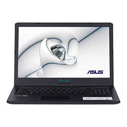 Asus A570ZD-DM334T Laptop Notebook (AMD R5-2500U Processor 2.0GHz, 8GB RAM, 512GB SSD, Windows 10 Home) - Black