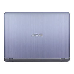Asus X407MA-BV104T Laptop Notebook (Intel Pentium Silver N5000 Processor 1.1GHz, 4GB RAM, 256GB SSD, Windows 10 Home) - Stary Grey