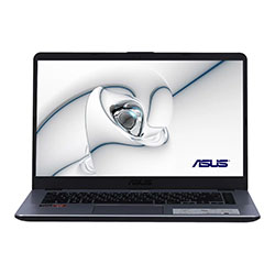 Asus X505ZA-EJ383T Laptop Notebook (AMD R3-2200U Processor 2.5GHz, 4GB RAM, 1TB HDD, Windows 10 Home) - Stary Grey