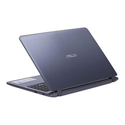 Asus X507UF-BR087T Laptop Notebook (Intel Core i5-8250U Processor 1.6GHz, 4GB RAM, 1TB HDD, Windows 10 Home) - Stary Grey