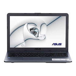 Asus X540MA-GQ325T Laptop Notebook (Intel Pentium Silver N5000 Processor 1.1GHz, 4GB RAM, 256GB SSD, Windows 10 Home) - Silver Gradient