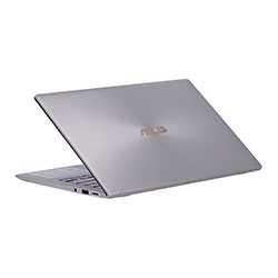 ASUS UX433FN-A6113T Laptop Notebook (Intel Core i5-8265U Processor 1.6GHz, 8GB RAM, 512GB SSD, Windows 10 Home) - Icicle Silver Glass