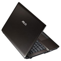 ASUS A43SD-VX592D (Intel® Core™i3-2350M 2.3GHz, 4GB RAM, 640GB HDD, DOS) - Black