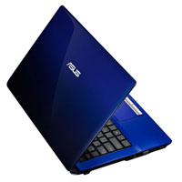 ASUS A43SD-VX593D (Intel® Core™i3-2350M 2.3GHz, 4GB RAM, 640GB HDD, DOS) - Blue