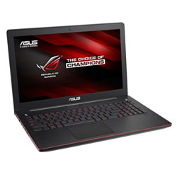ASUS G550JK-CN578D Laptop Notebook (Intel Dual-Core Core i5-4200H Processor 2.80 GHz, 4GB RAM, 1TB HDD, Dos) - Black