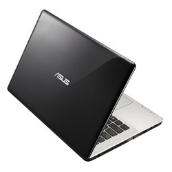 ASUS K450JN-WX019D Laptop Notebook (Intel Core i7-4710HQ Processor 2.5 GHz, 4GB RAM, 1TB HDD, Dos) - Black splined texture