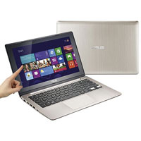 ASUS VivoBook X202E-CT131H (Intel® Celeron® Processor B847 1.10 GHz, 2GB RAM, 320GB HDD, Windows 8) - Champaign
