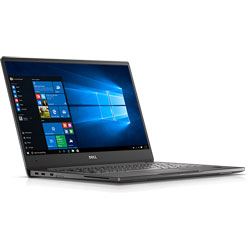 Dell Latitude 7370 Laptop Notebook (Intel Core m5-6Y57 Processor 1.1GHz, 8GB RAM, 256GB SSD, Windows 10) - SNS7370002